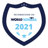 recommended by world schools
